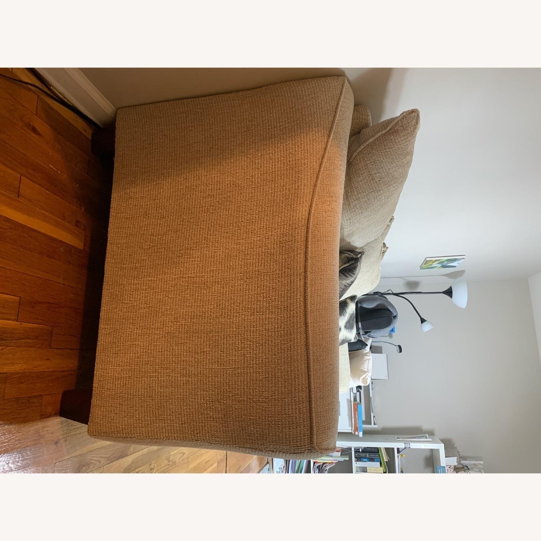 Bob's Discount Adrina Taupe Sofa - image-1