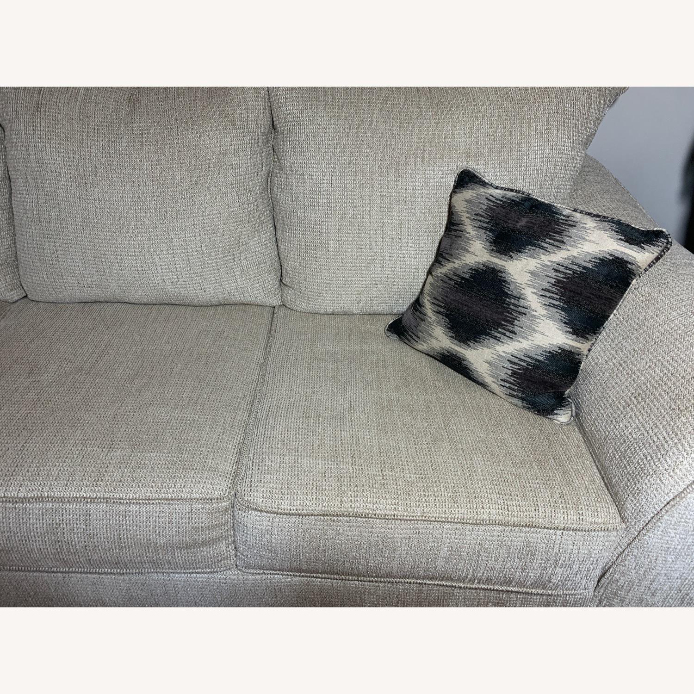 Bob's Discount Adrina Taupe Sofa - image-4