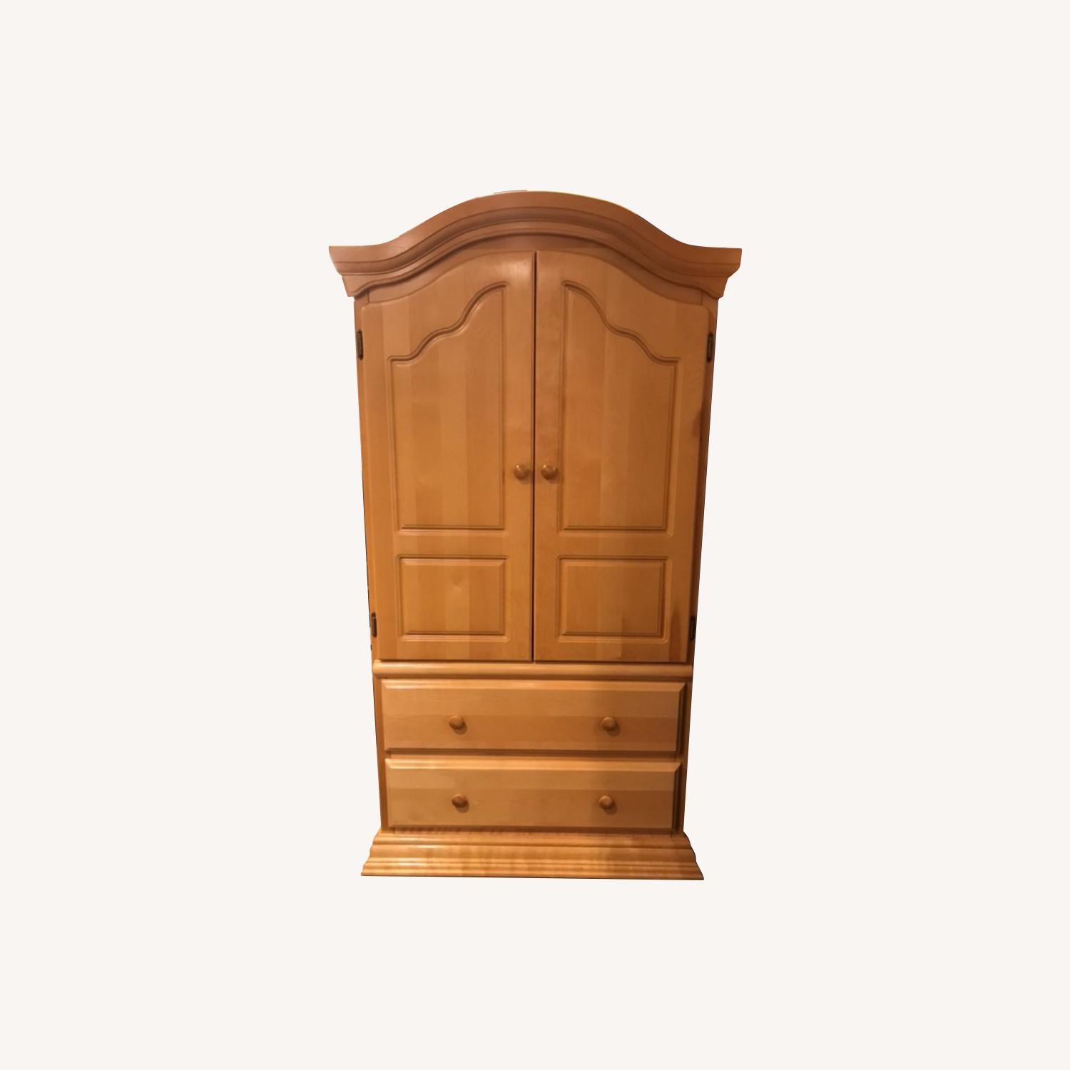 Bellini Youth Armoire Cabinet - image-0