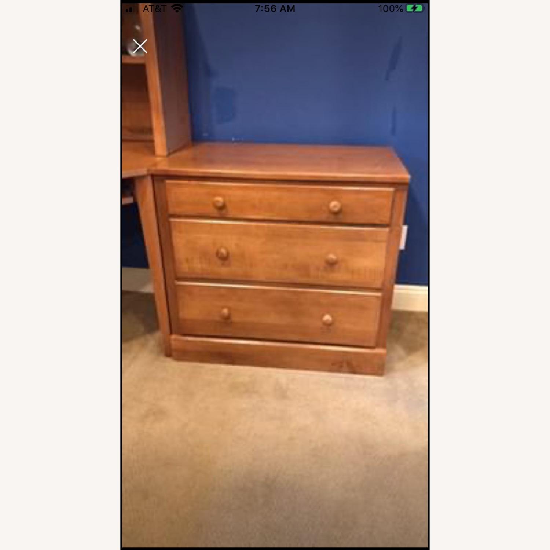 Ethan Allen Cabinet Set of 2 - image-2