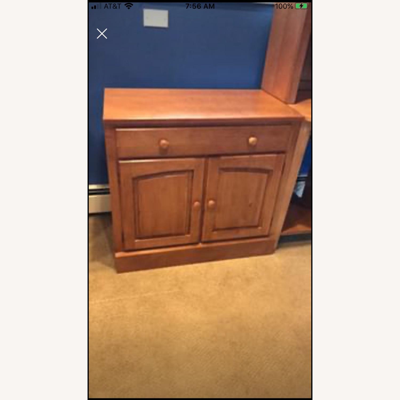 Ethan Allen Cabinet Set of 2 - image-3