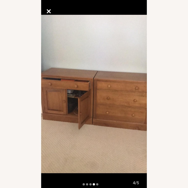 Ethan Allen Cabinet Set of 2 - image-0