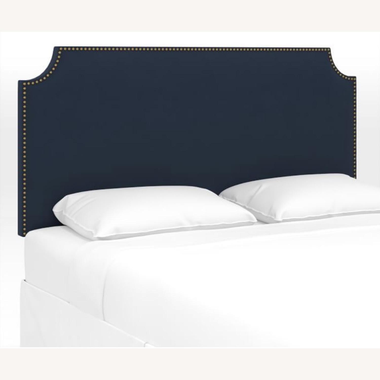 West Elm Serena Upholstered Headboard - image-5