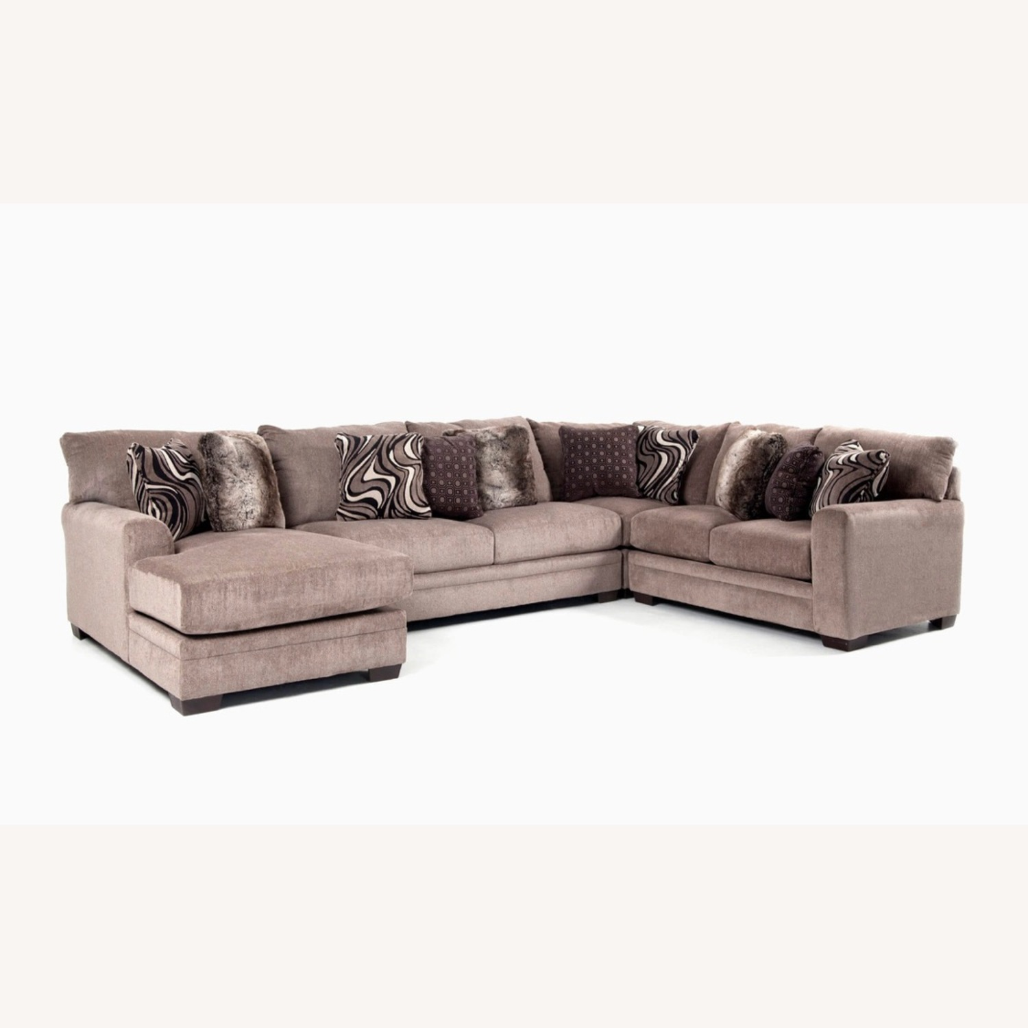 Bob's Discount Furniture Luxe Sectional - image-3