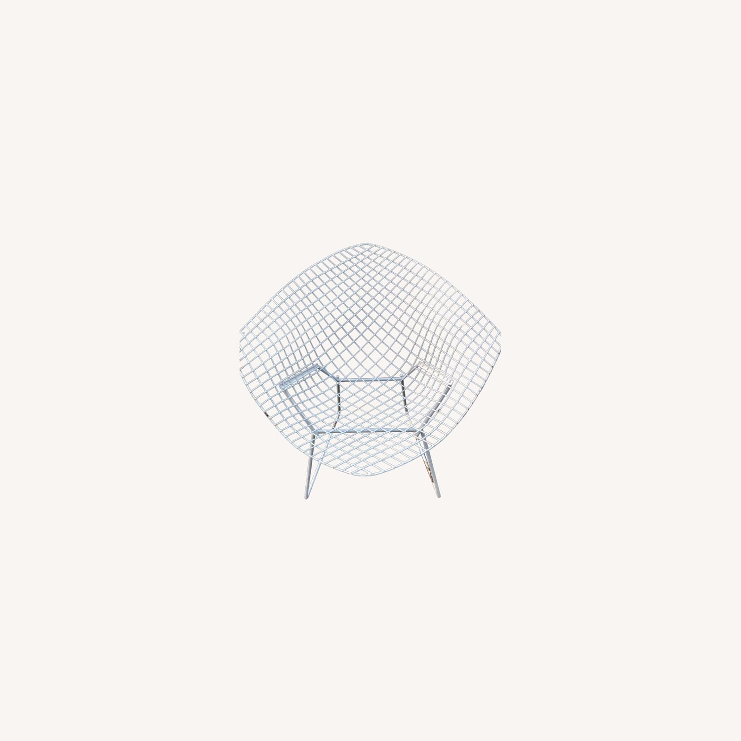 Knoll Patio Pair of Chairs Bertoia - image-0