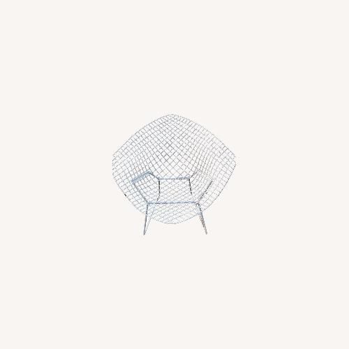 Used Knoll Patio Pair of Chairs Bertoia for sale on AptDeco