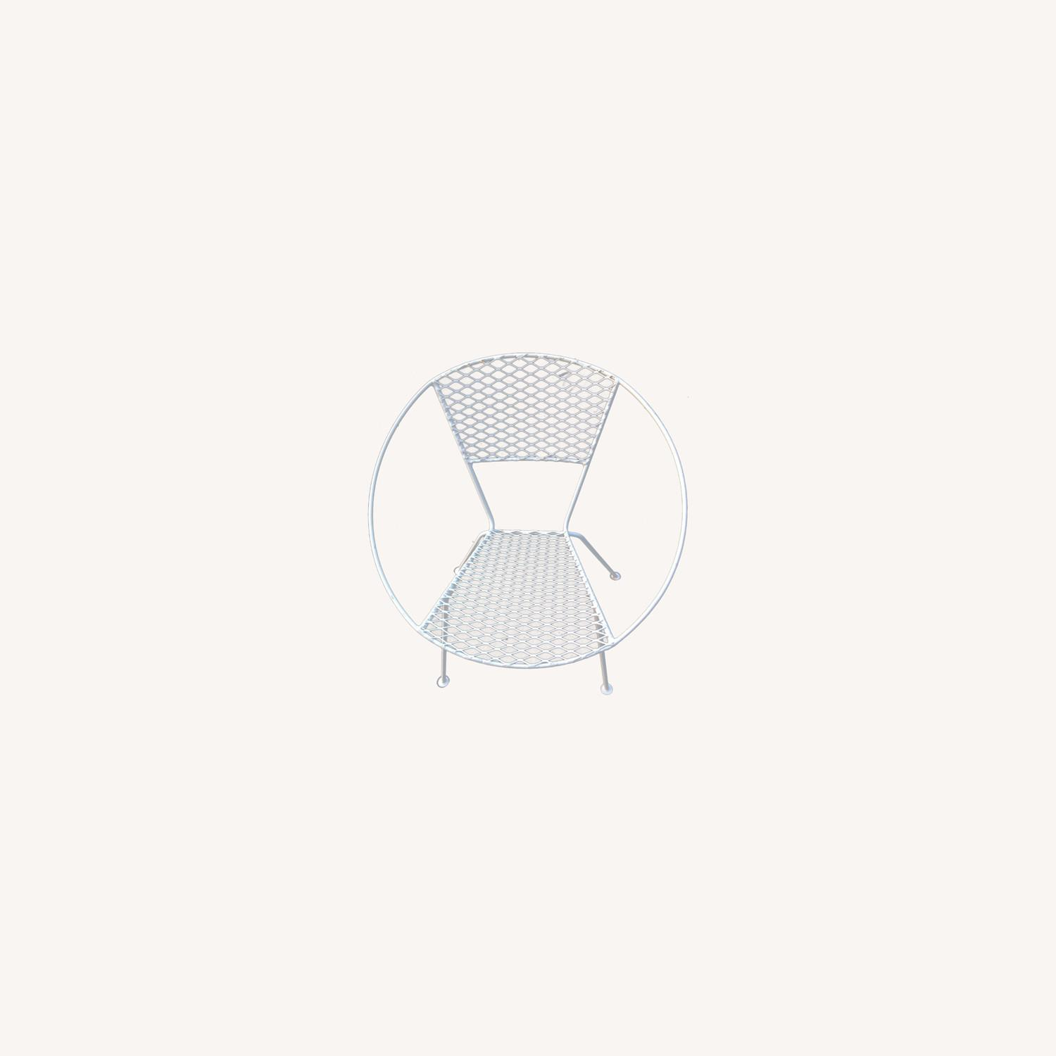 Knoll Outdoor Chairs Bertoia - image-0