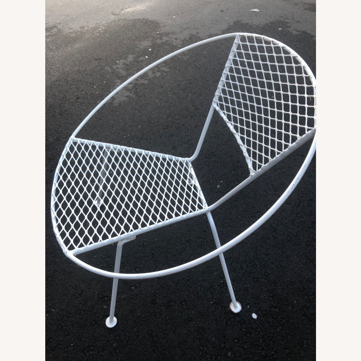 Knoll Outdoor Chairs Bertoia - image-2