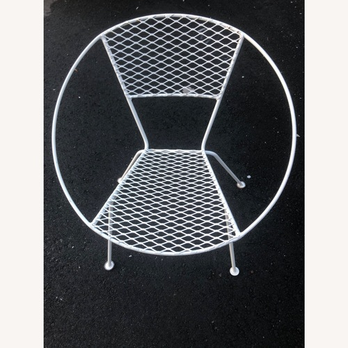 Used Knoll Outdoor Chairs Bertoia for sale on AptDeco