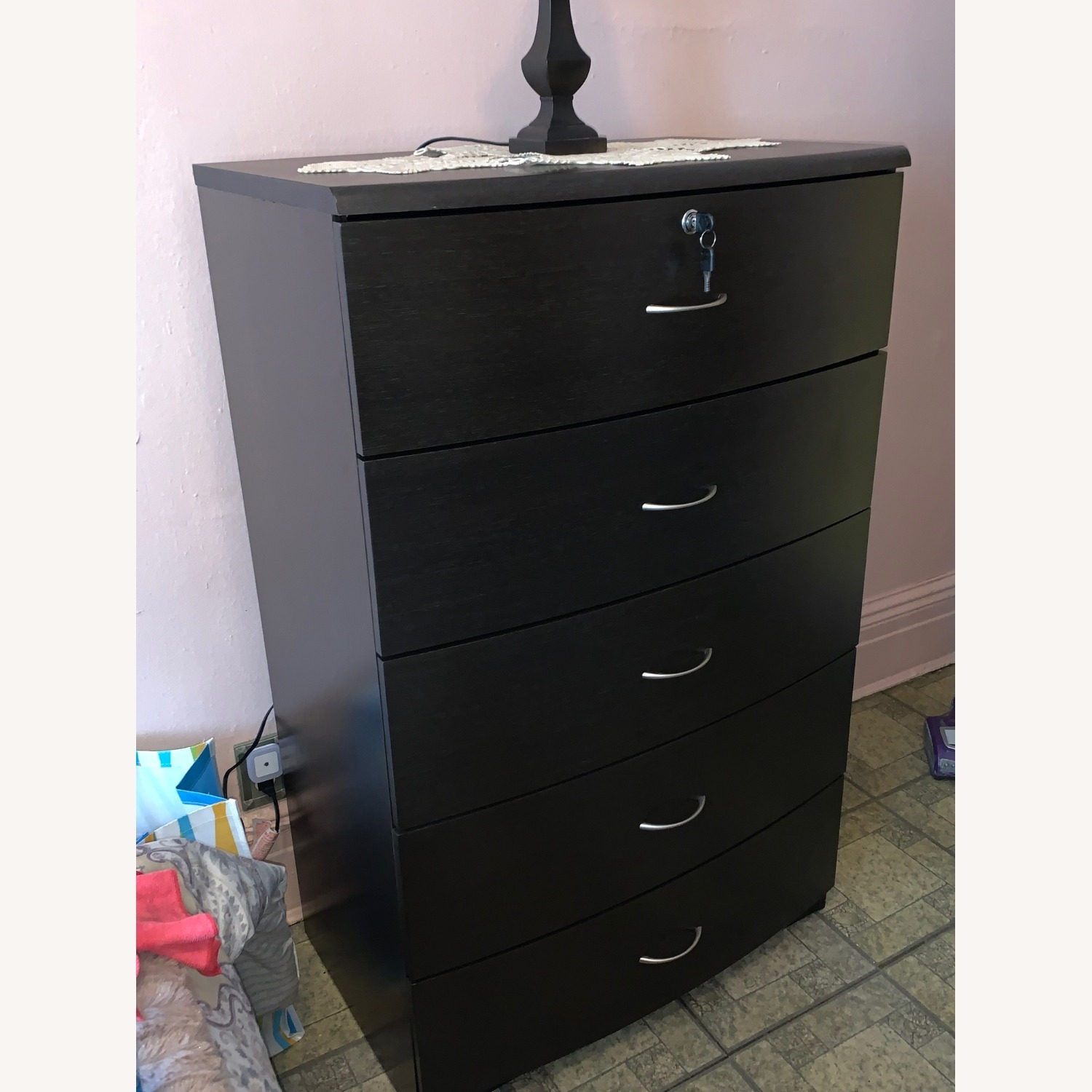 5 Drawer Chest - image-3