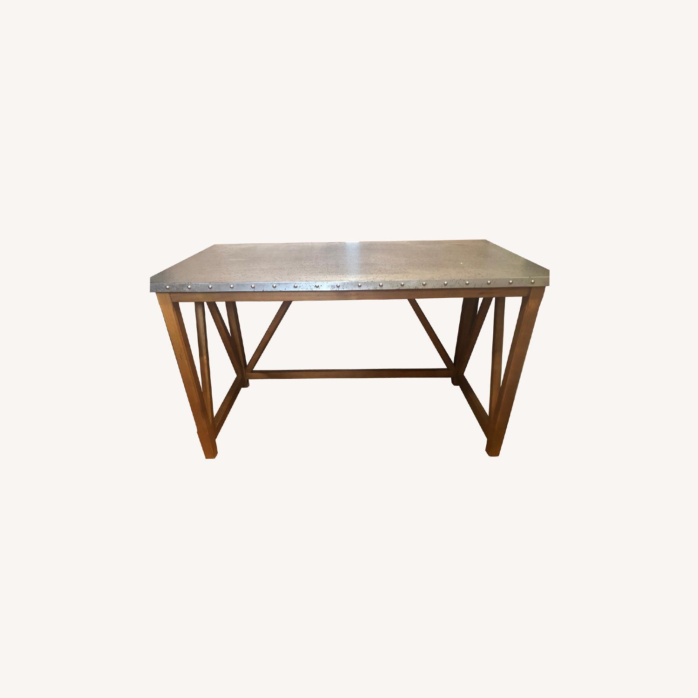 Silver Desk - image-0
