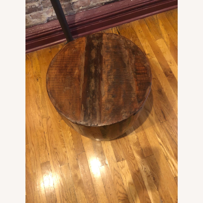 Nadeau Barrel table/stool - image-2