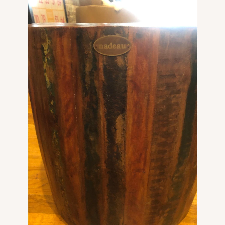 Nadeau Barrel table/stool - image-3