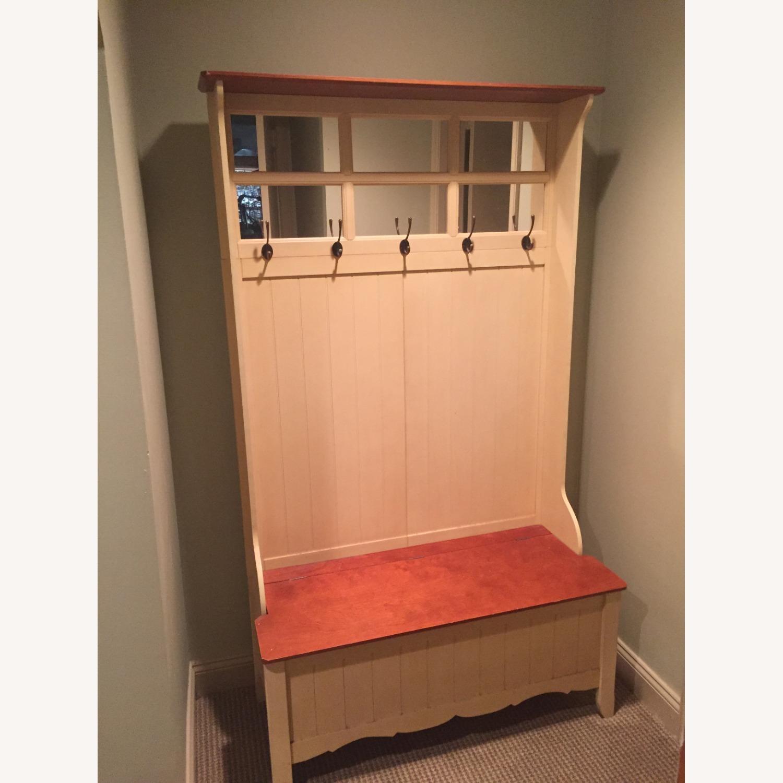 Wooden Storage Chest - image-1
