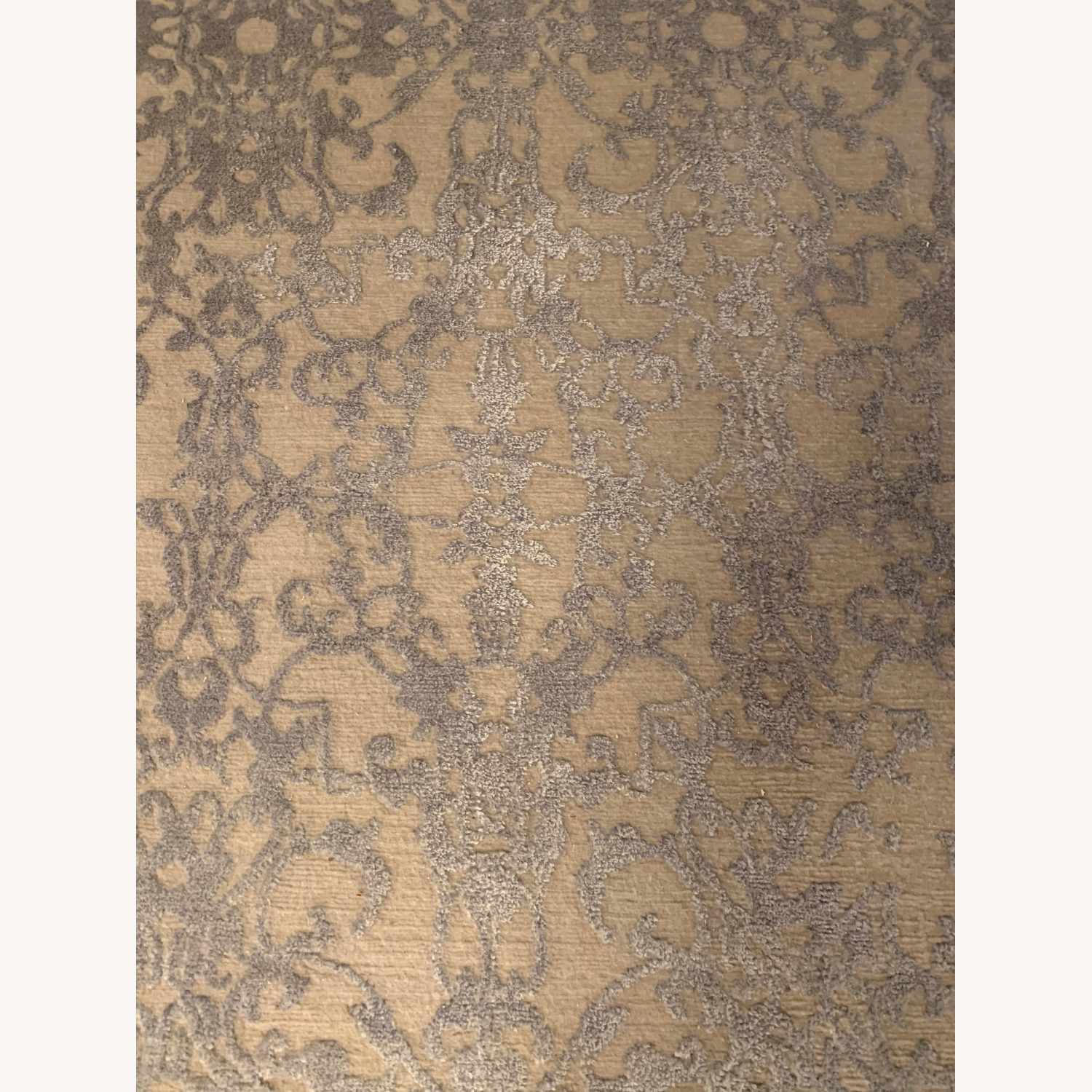 Custom Antique Style Distressed Rug - image-3