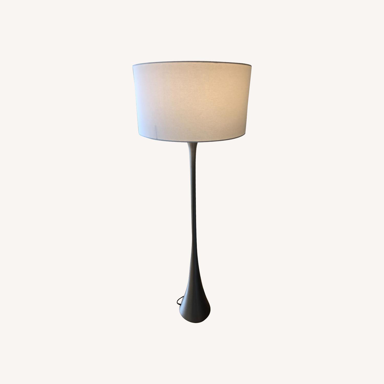 Crate & Barrel Melrose Floor Lamp - image-0