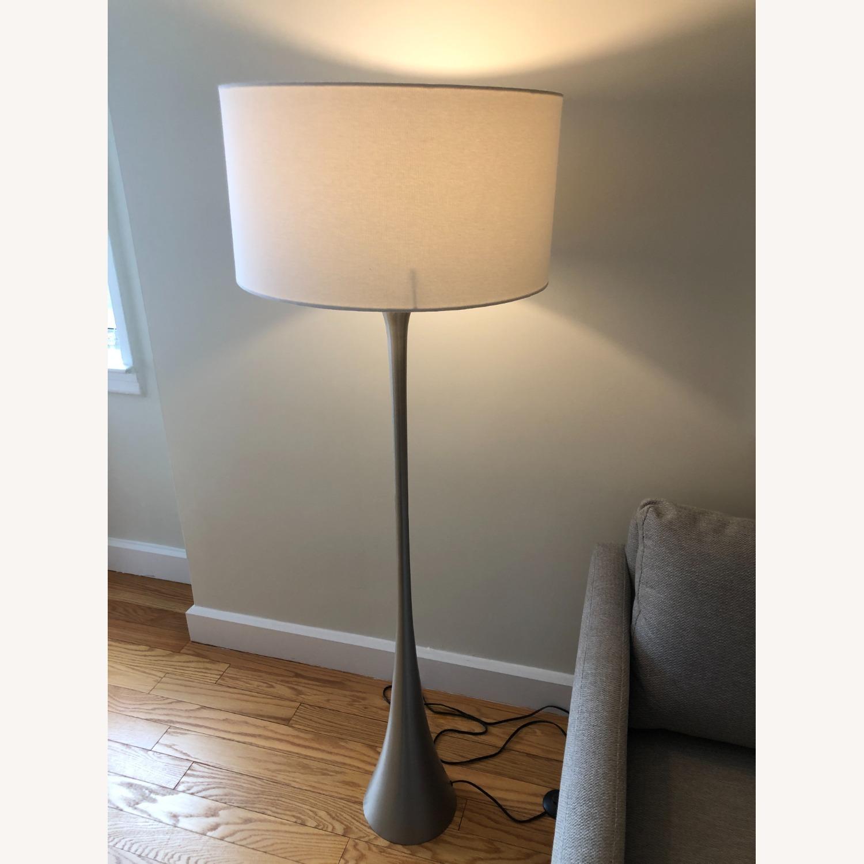 Crate & Barrel Melrose Floor Lamp - image-3