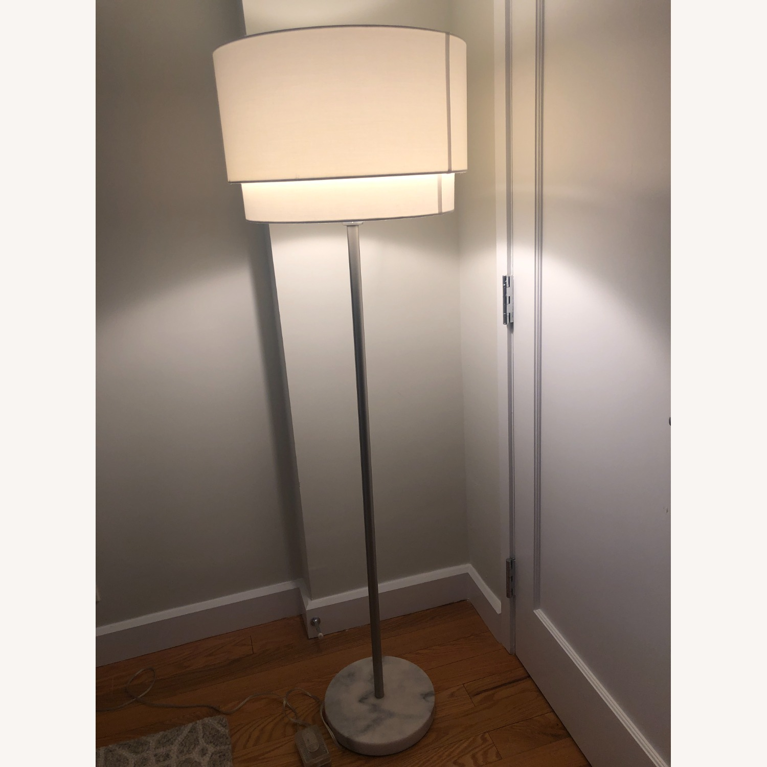 Crate & Barrel Meryl Vertical Floor Lamp - image-2