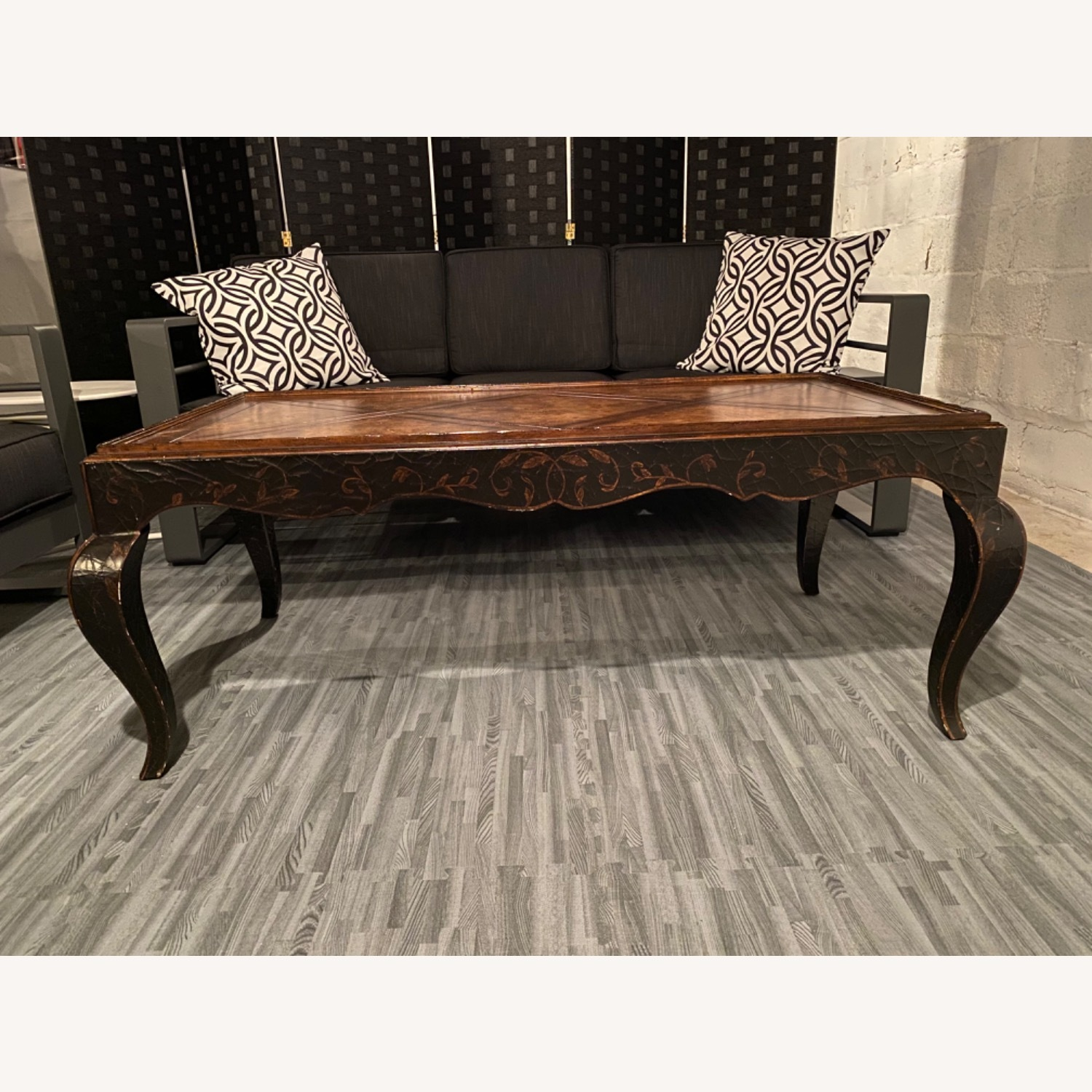 Baker Milling Road Chinoiserie Coffee Table - image-4
