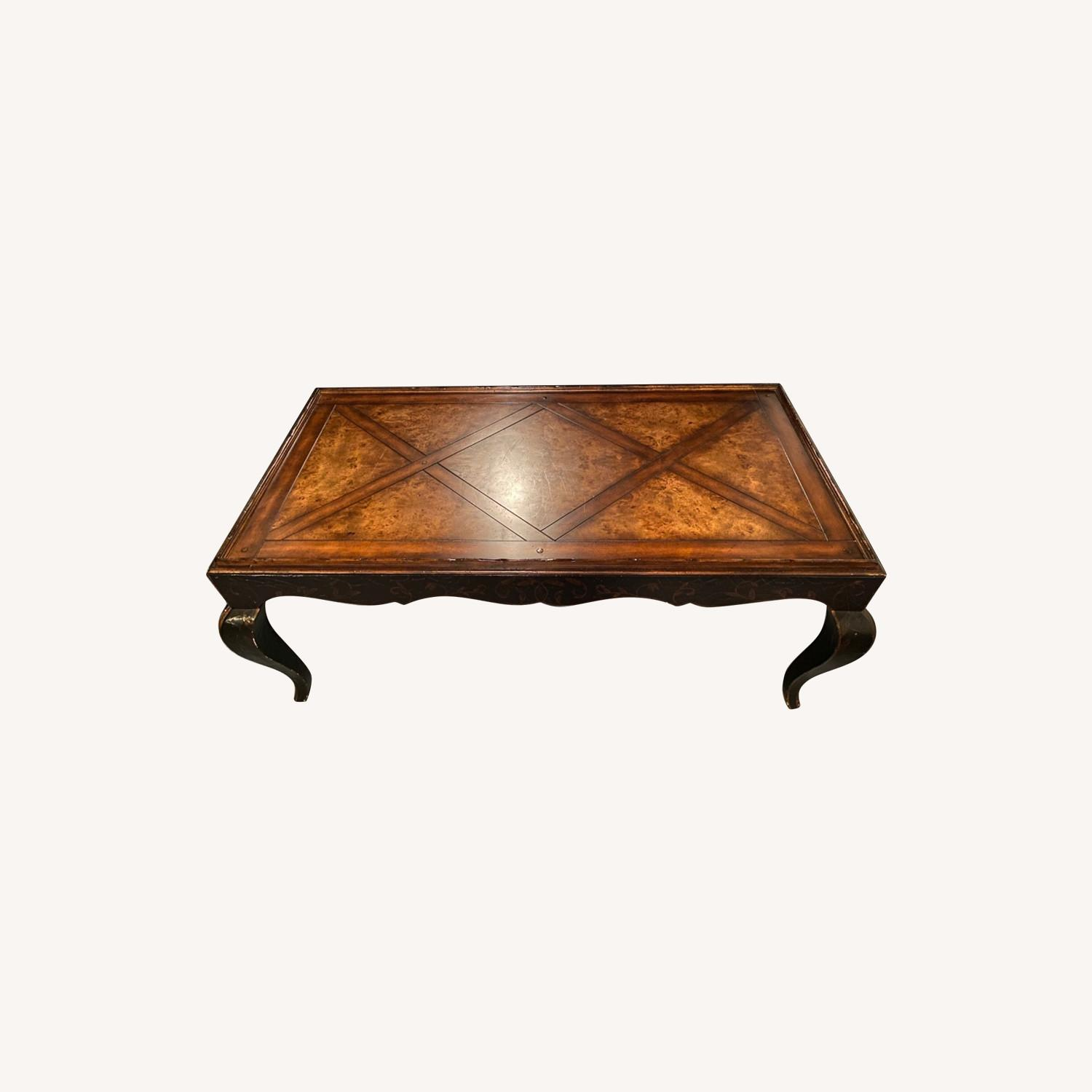 Baker Milling Road Chinoiserie Coffee Table - image-0