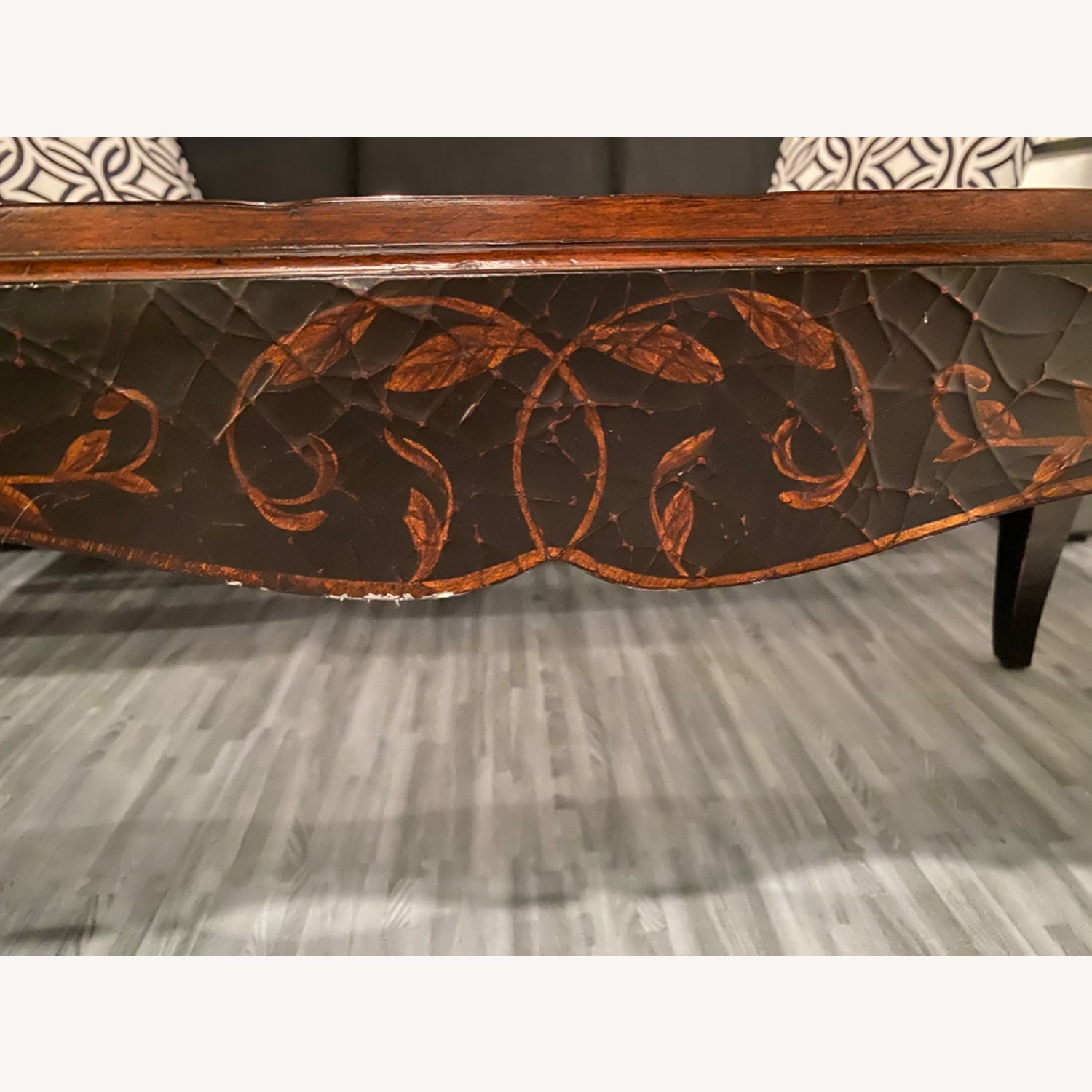 Baker Milling Road Chinoiserie Coffee Table - image-3