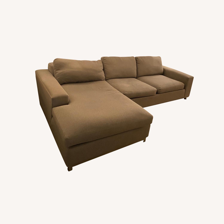 Room & Board 2 Piece Sectional Sofa - image-0
