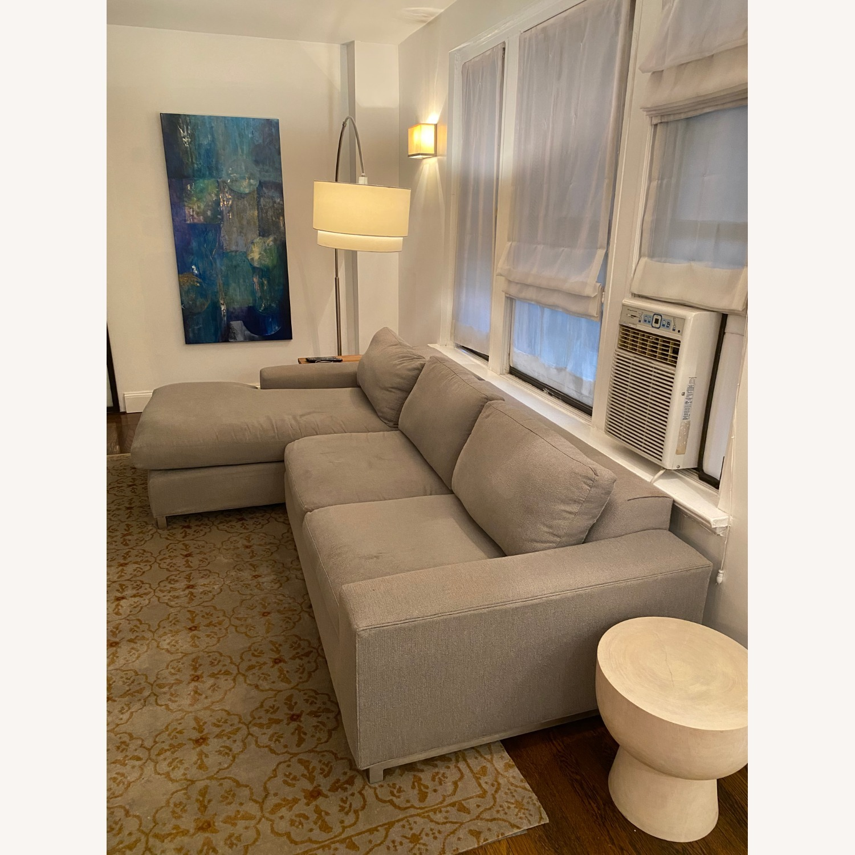 Room & Board 2 Piece Sectional Sofa - image-2