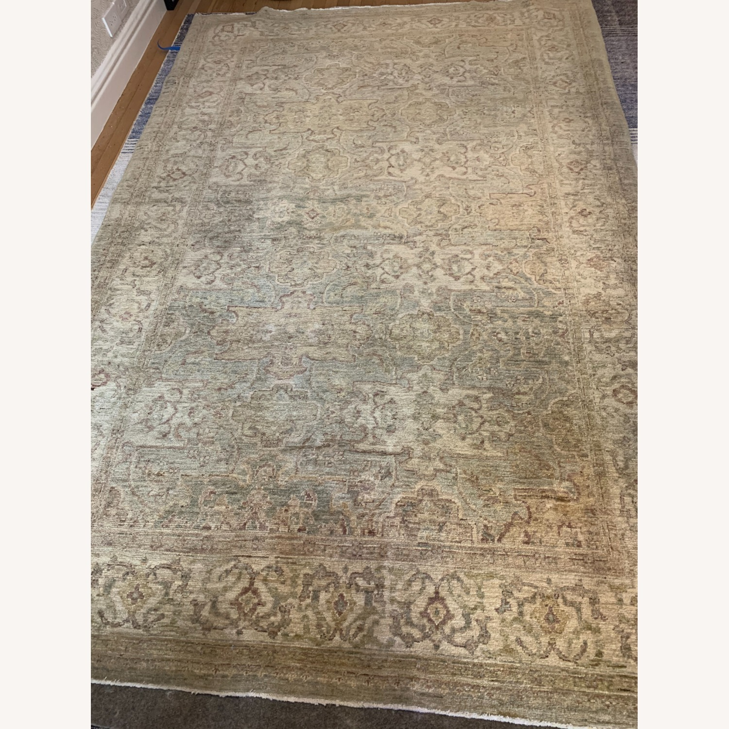 ABC Carpet and Home Handknit Wool Rug - image-2