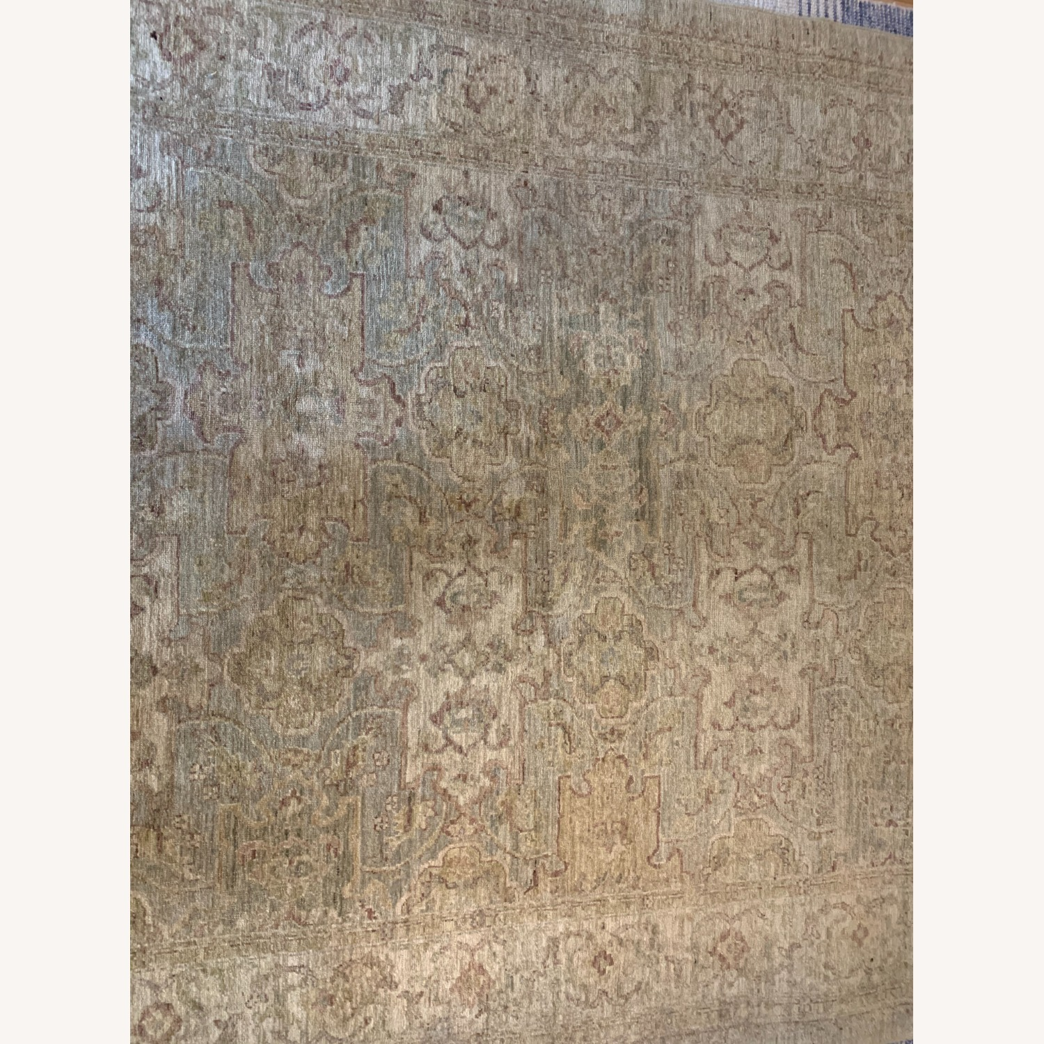 ABC Carpet and Home Handknit Wool Rug - image-3