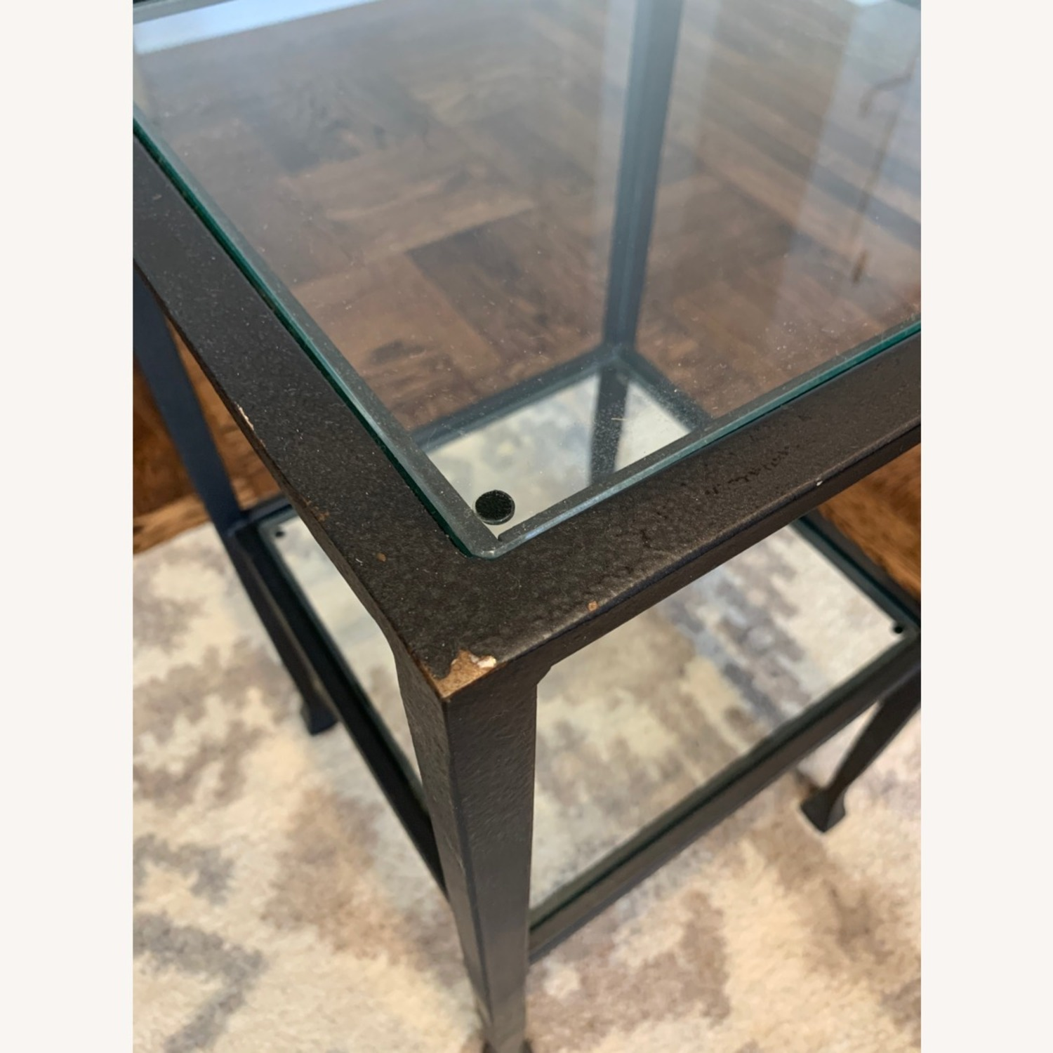 Pottery Barn Tanner End Table - image-4