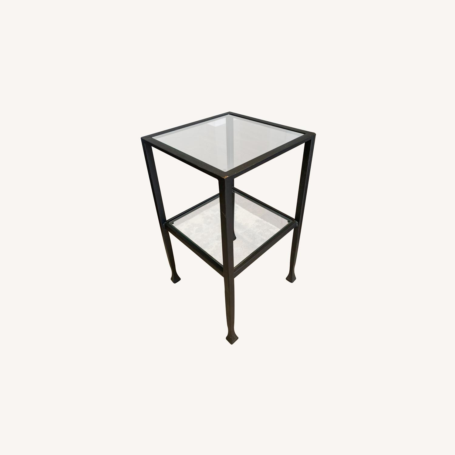Pottery Barn Tanner End Table - image-0