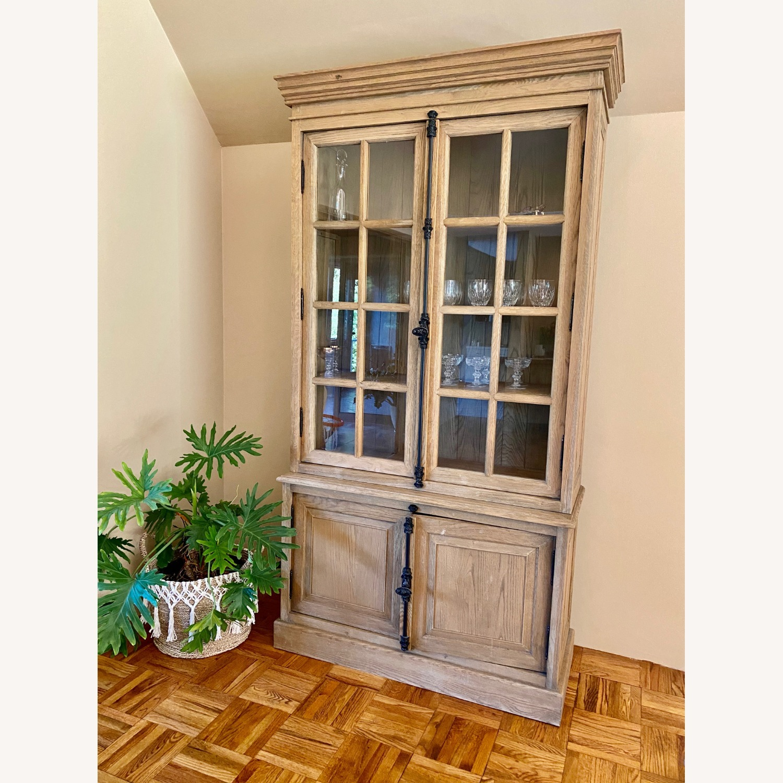 Restoration Hardware French Casement Wardrobe - image-4