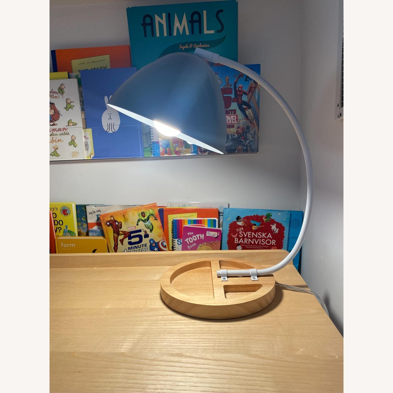 Crate & Barrel Organizer Desk Lamp - image-2