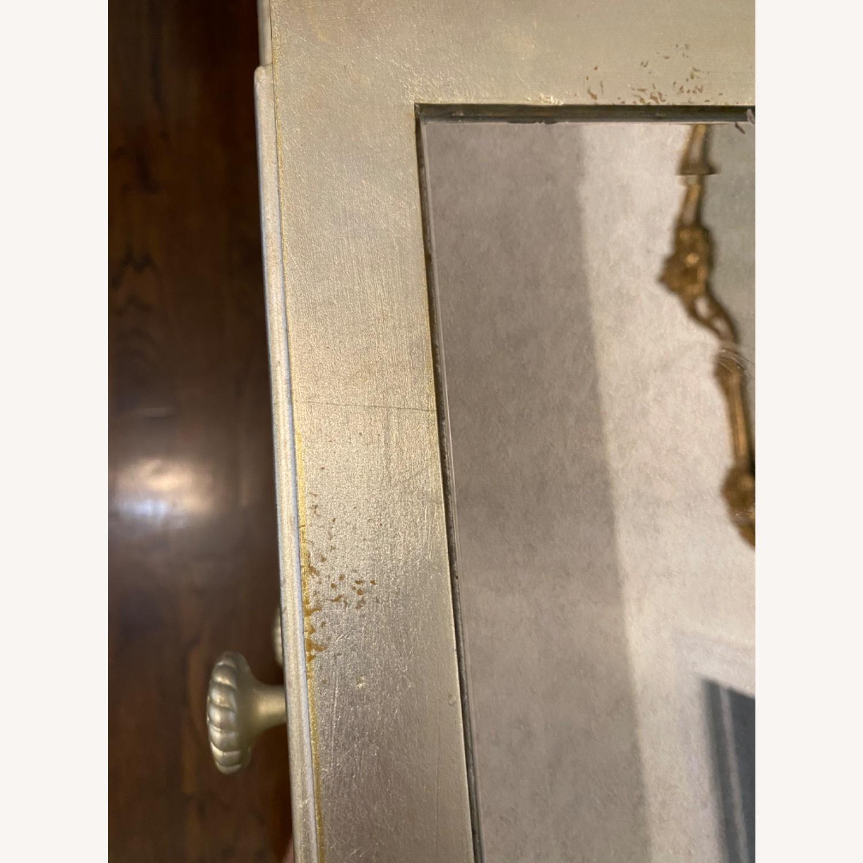 Houzz Mirrored vanity/Desk - image-6