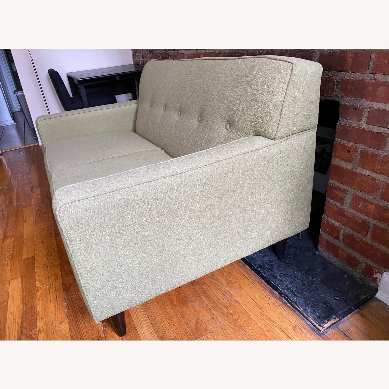 Macy's Tufted Sofa - image-3