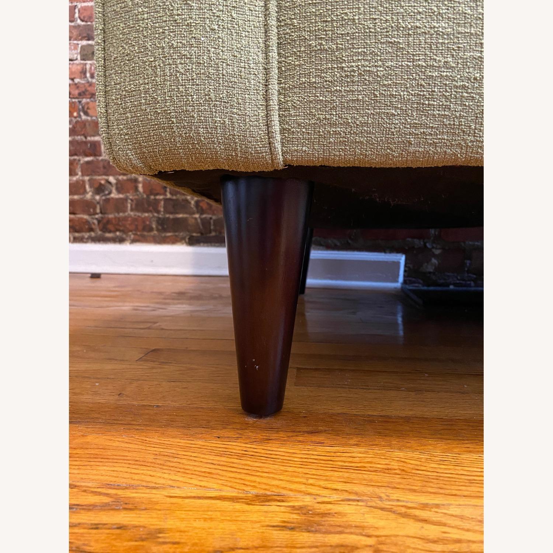 Macy's Tufted Sofa - image-7