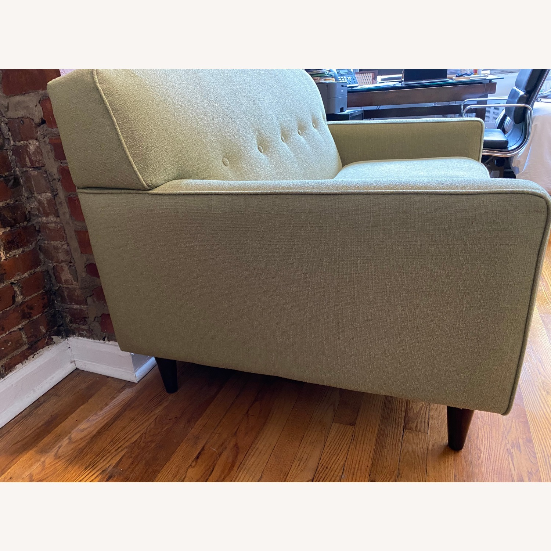 Macy's Tufted Sofa - image-4