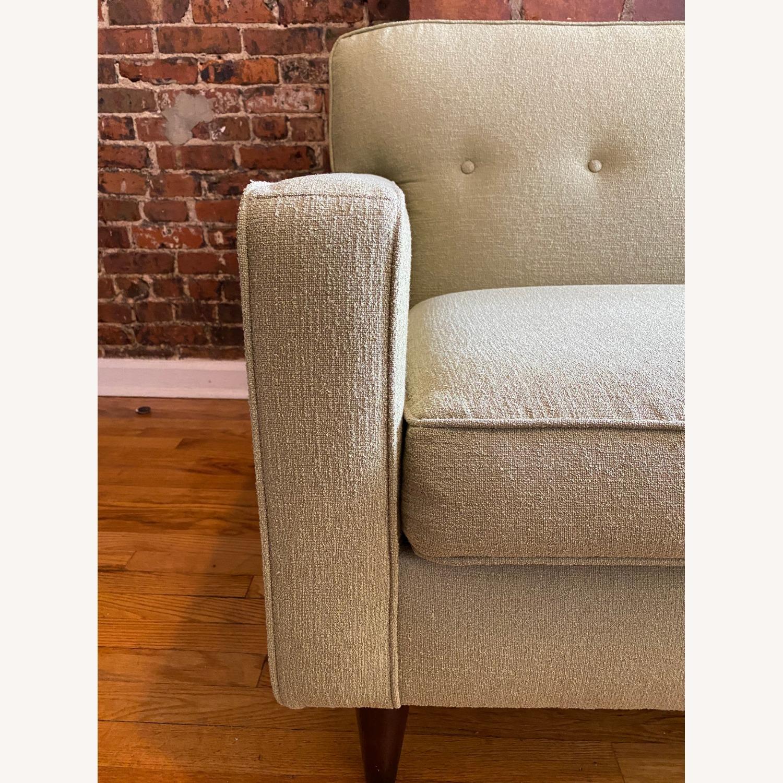 Macy's Tufted Sofa - image-6