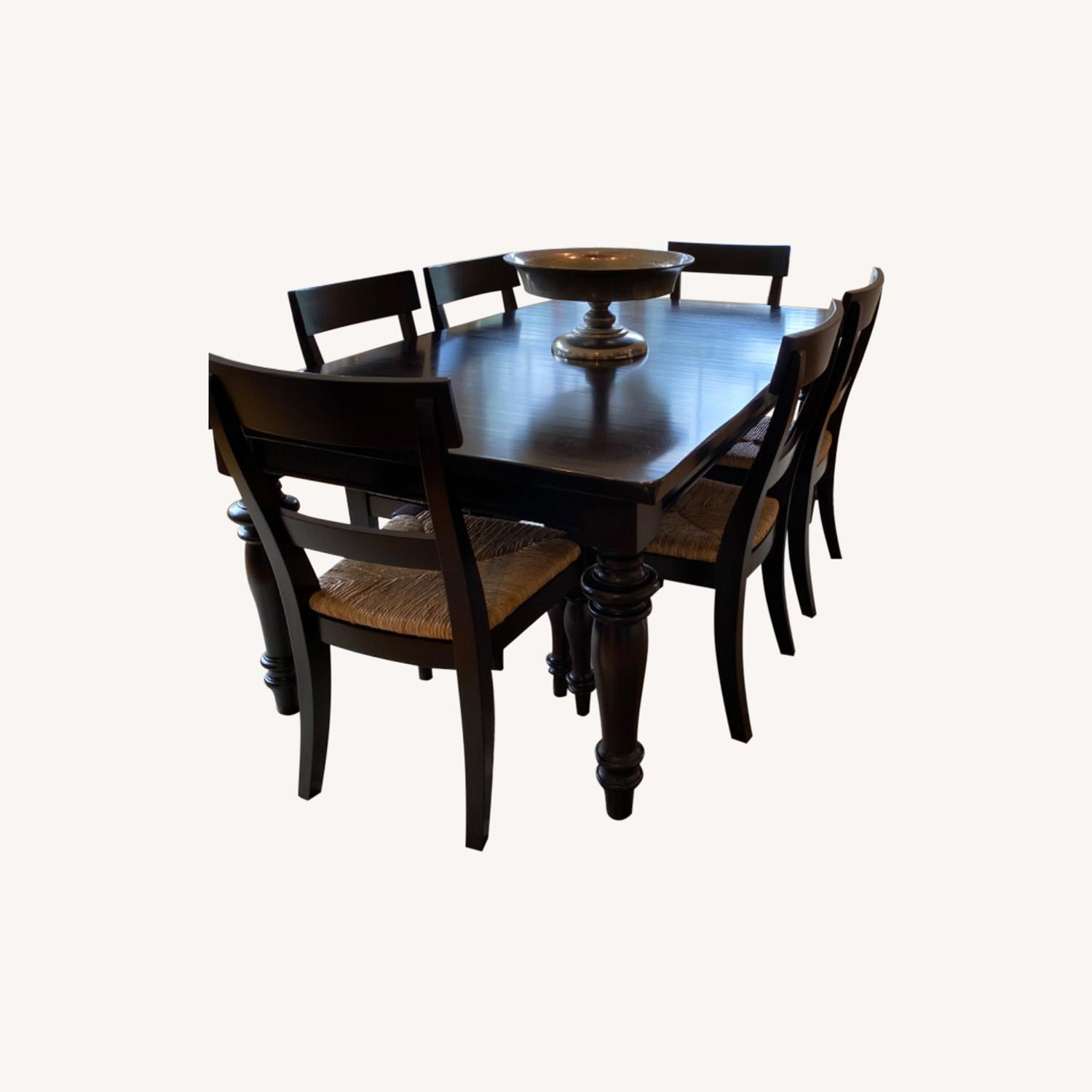 Pottery Barn Table and Chairs - image-0