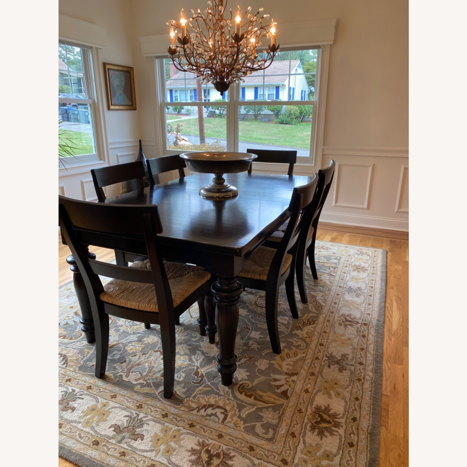 Pottery Barn Table and Chairs - image-6
