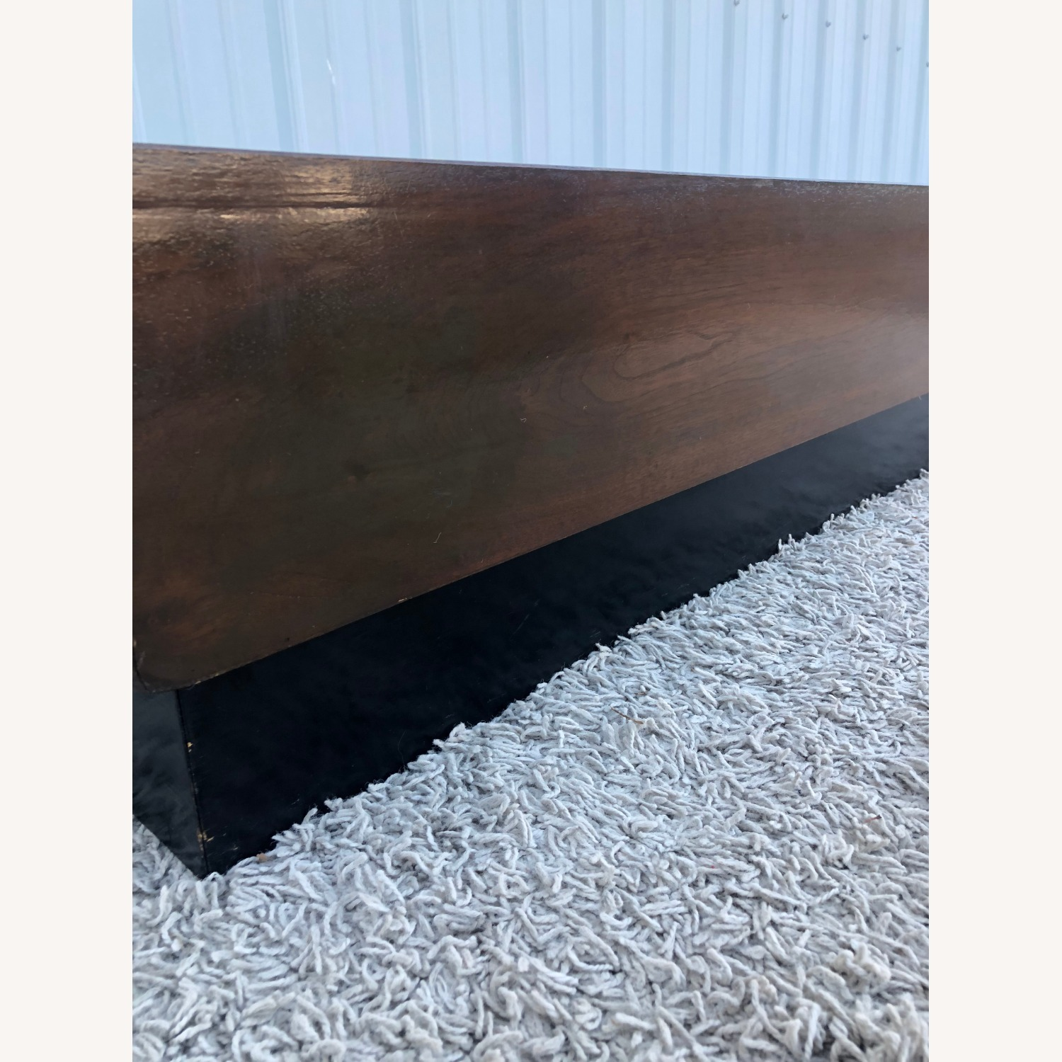 Mid Century Coffee Table w/ Planter Pearsall - image-16