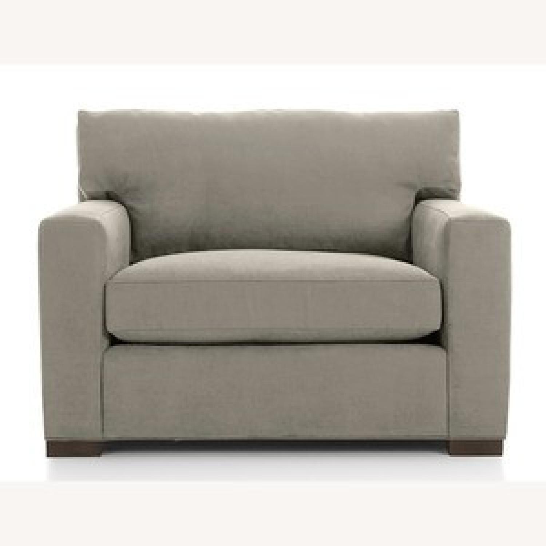 Crate & Barrel Axis II Chair - image-3