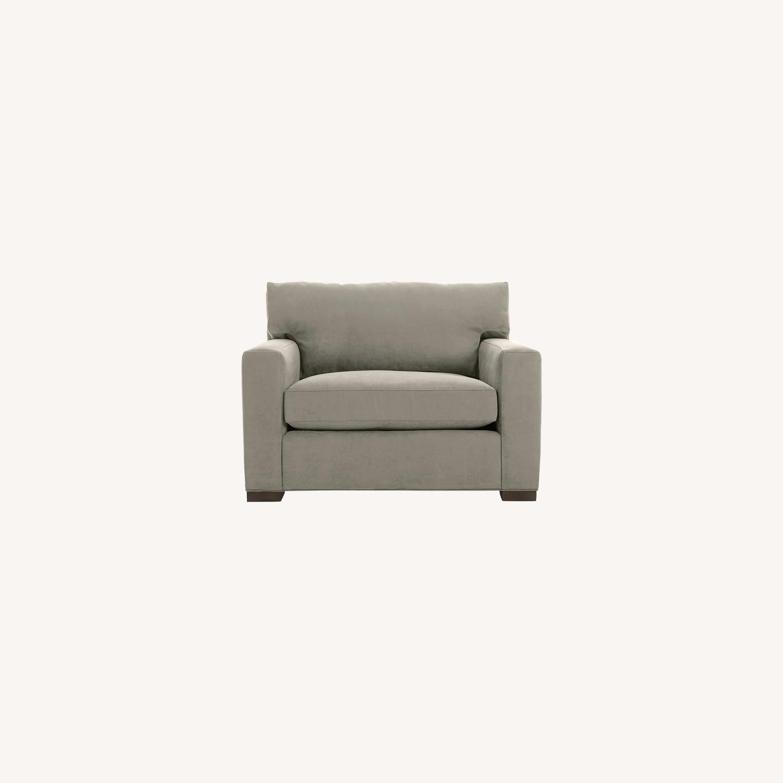 Crate & Barrel Axis II Chair - image-0