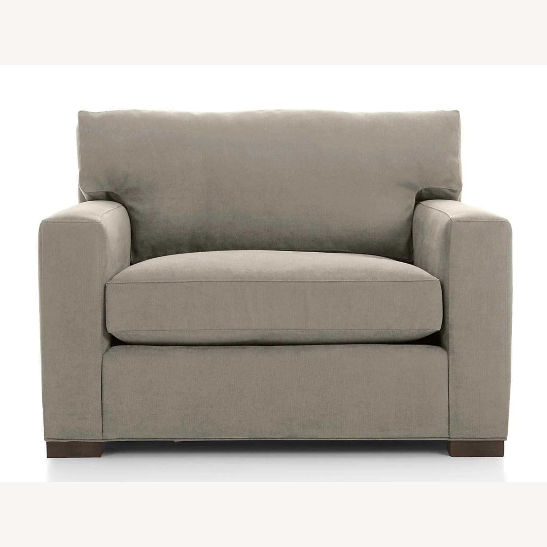 Crate & Barrel Axis II Chair - image-2