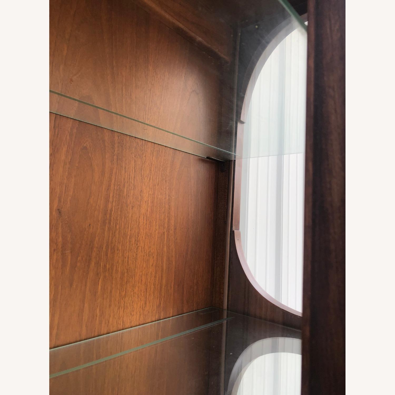 Mid Century Display Cabinet on Hairpin Legs - image-19