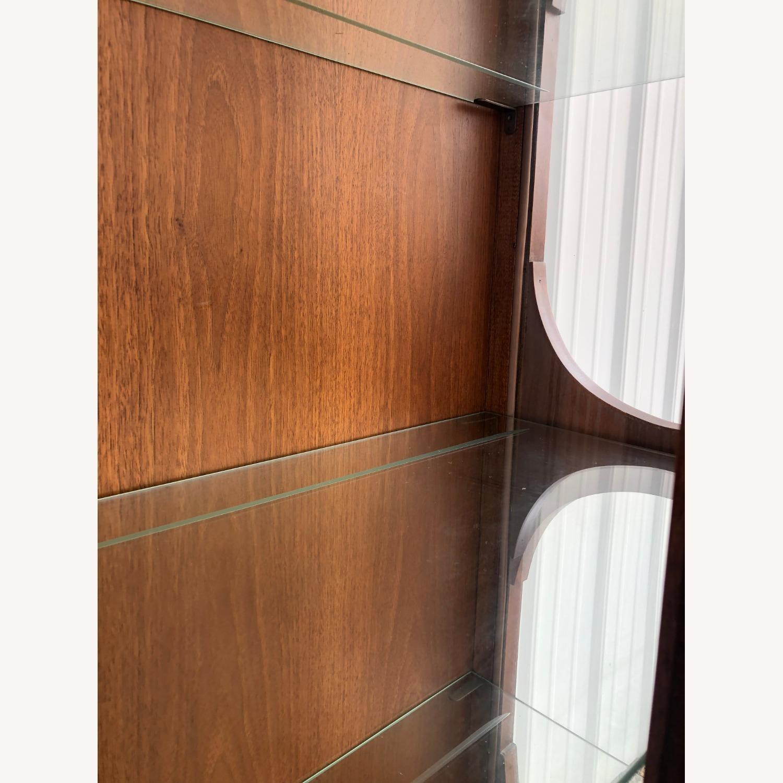 Mid Century Display Cabinet on Hairpin Legs - image-20