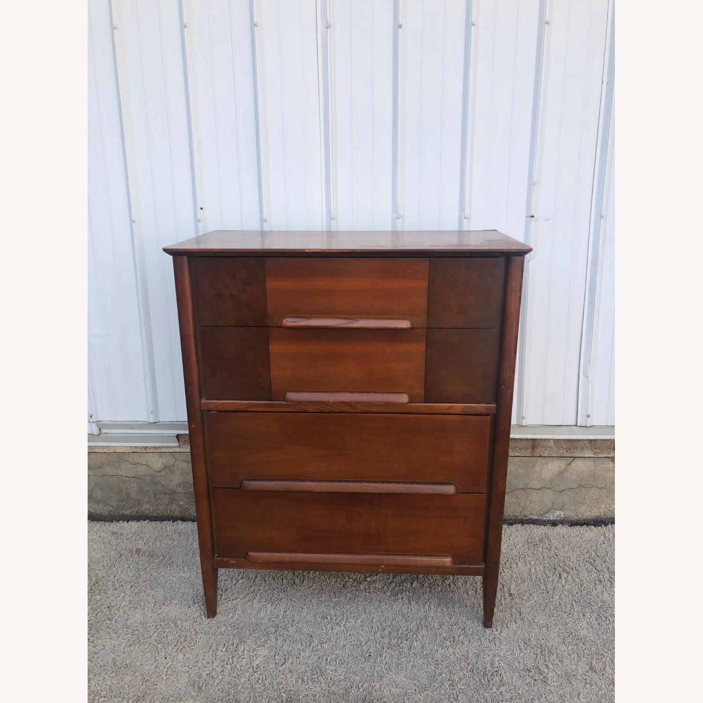 Mid Century Four Drawer Dresser - image-2