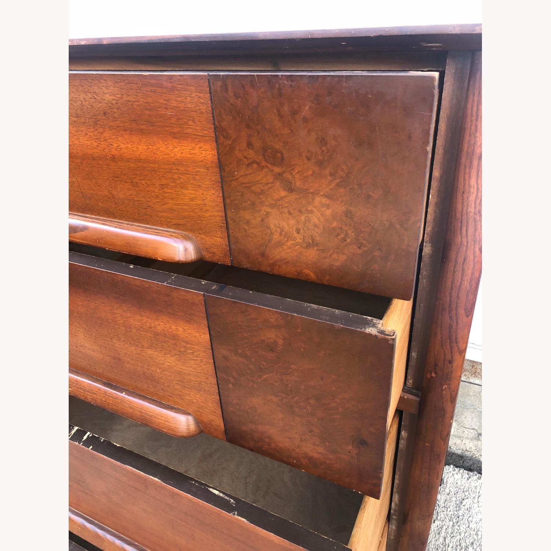 Mid Century Four Drawer Dresser - image-12