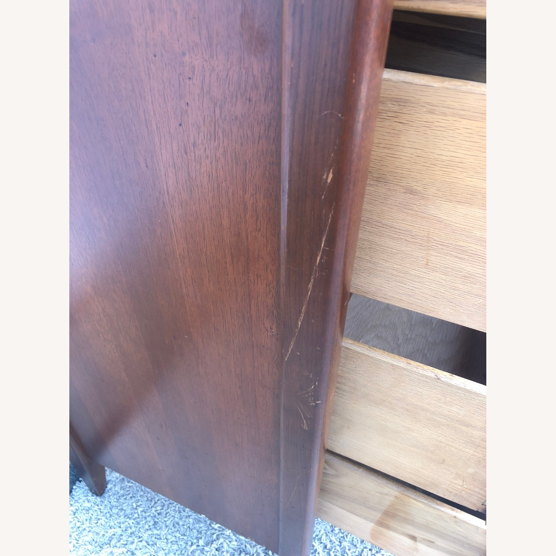Mid Century Four Drawer Dresser - image-16