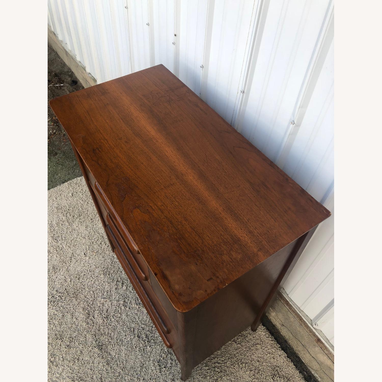 Mid Century Four Drawer Dresser - image-7